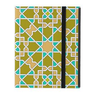 Islamic geometric pattern iPad Powis Case iPad Case