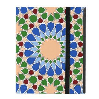 Islamic geometric pattern iPad Powis Case iPad Cases
