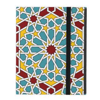 Islamic geometric pattern iPad Powis Case iPad Cover
