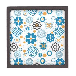 Islamic Geometric Pattern Motifs Design Gift Box Premium Gift Boxes