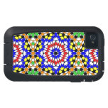 Islamic geometric pattern motorola case iPhone4 case