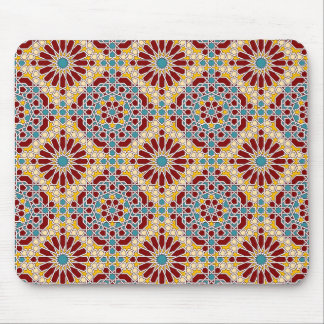 Islamic geometric pattern Mousepad
