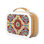 Islamic geometric pattern yubo lunchbox