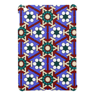 Islamic geometric patterns iPad mini cover