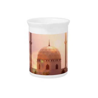 Islamic Mosque Pitcher