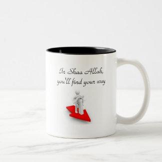 Islamic Mug for motivation
