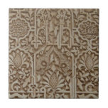 Islamic Patterns from the Alhambra Andalusia Spain Tile