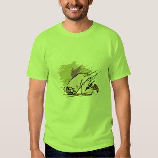 Islamic prayer t-shirt