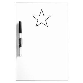 Islamic Star Dry-Erase Whiteboards