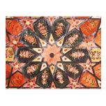 Islamic Star Pattern OTTOMAN PERIOD Postcard