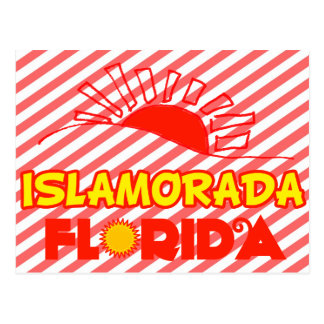 Islamorada, Florida Postcard
