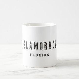 Islamorada la Florida Taza