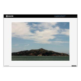 "Island Across The Bay Skins For 15"" Laptops"