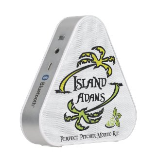Island Adam Bluetooth Speaker