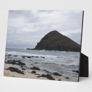 Island at Sea Display Plaques