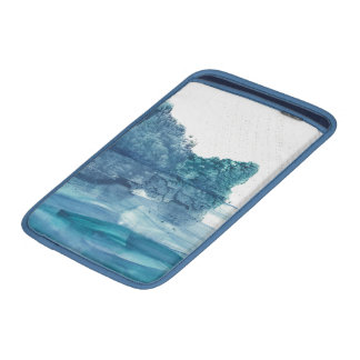 Island at the Edge of the World MacBook Sleeves