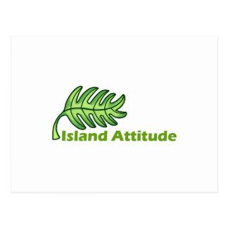 Island Attitude Postcards