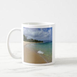 Island Beach Coffee Mug