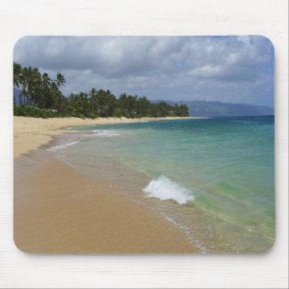 Island Beach Mouse Pad