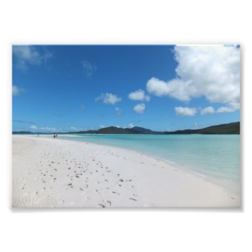 Beach Themed Island Beach Photo Print