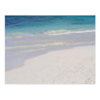 Island Beach Postcard