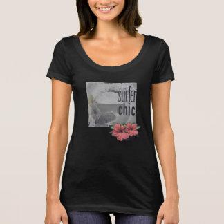 Island-beach-surf-Tee-for-women T-Shirt