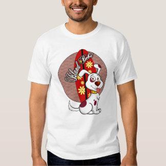 Island Bebé's Sufer Dog Shirt