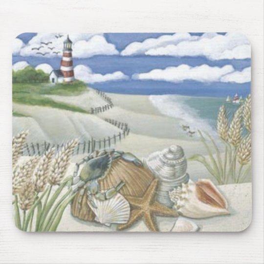 island breeze mouse pad