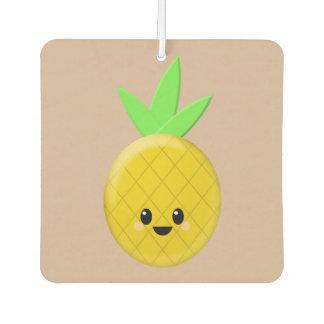 """Island Breeze"" Scented Pineapple Air Freshener"