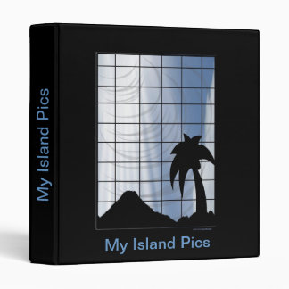 Island Breezes Binder