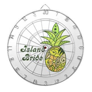 Island Bride Dart Boards