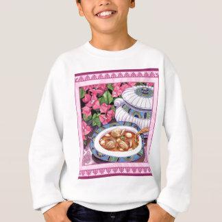 Island Cafe - Soup is Served Sweatshirt