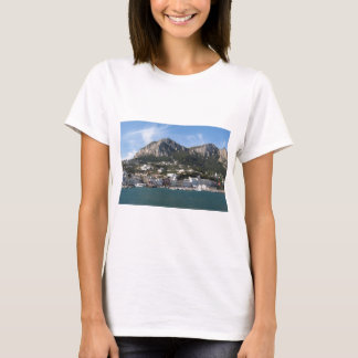 Island Capri panoramic Sea view T-Shirt