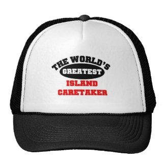Island Caretaker Trucker Hat