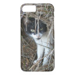 Island Cat at St. John iPhone 7 Case