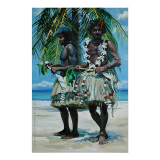 Island Chieftains Print