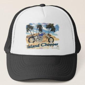 Island Chopper Trucker Hat