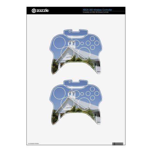Island Church Xbox 360 Controller Decal