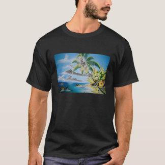 ISLAND COCONUT THREE T-Shirt