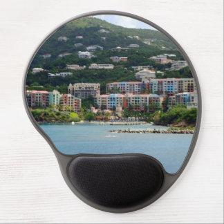 Island Color Gel Mousepads