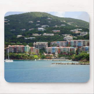 Island Color Mouse Pad