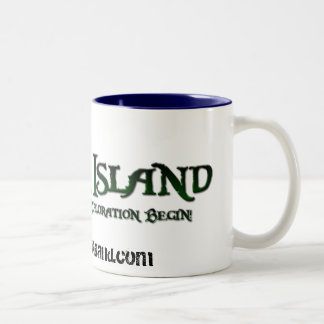 Island Colored Mugs