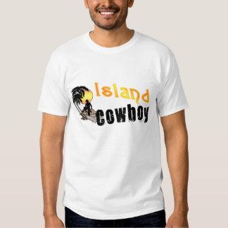 Island Cowboy T Shirt