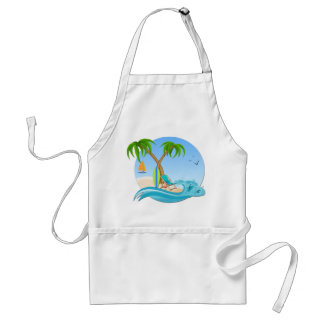 Island Dreams Apron