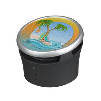 Island Dreams Bumpster Speakers Speaker