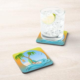 Island Dreams Drink Coaster Set (6)