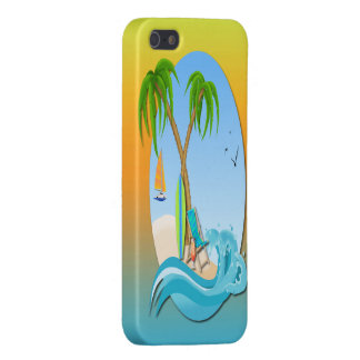 Island Dreams iPhone 5 Covers