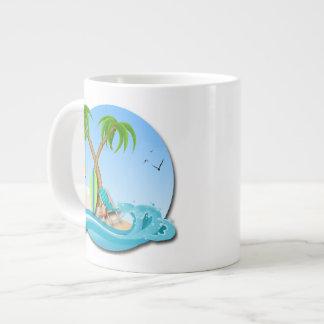 Island Dreams Jumbo Mug