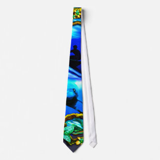 Island Echoes tie