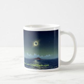 Island Eclipse, Island Eclipse, Island Eclipse,... Coffee Mugs